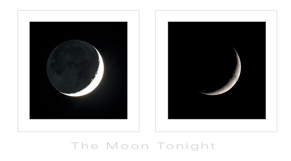 The Moon Tonight 21st April 2015