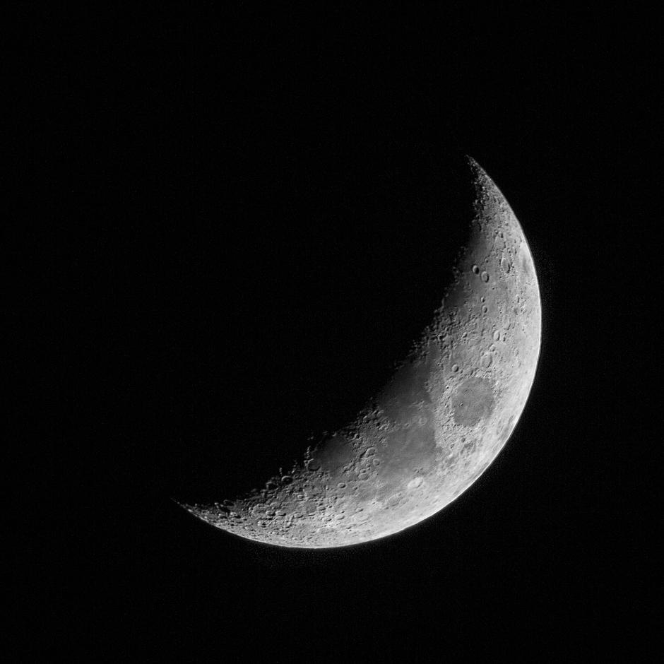 The Moon Tonight 23rd April 2015