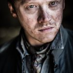 A portrait of Rupert Grint by Tim Booth